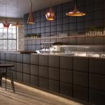 Banco bar Tabula Rasa per un arredo completo