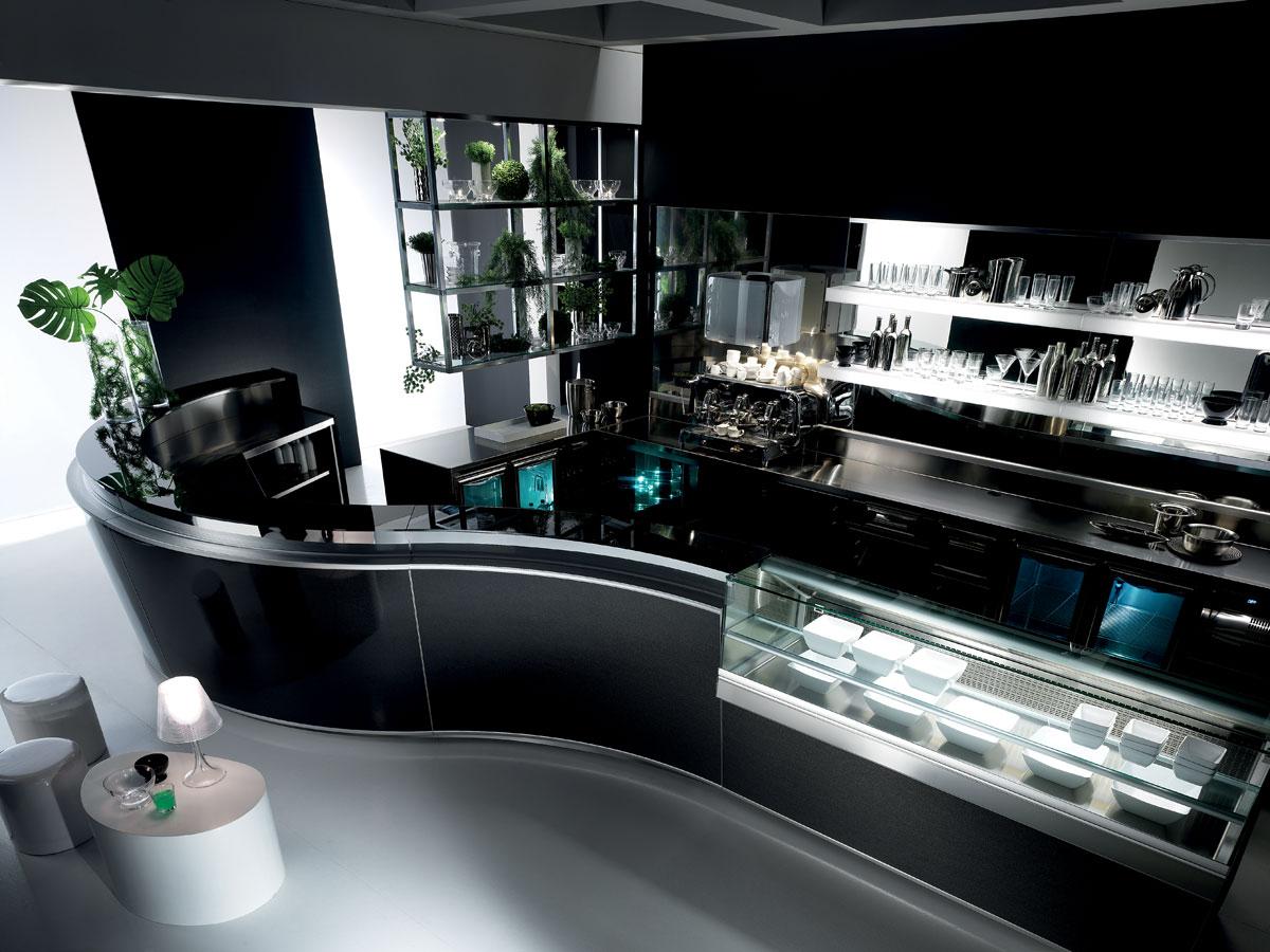 Banco bar zeronove moderno e all avanguardia dbanchibar for Banco bar moderno