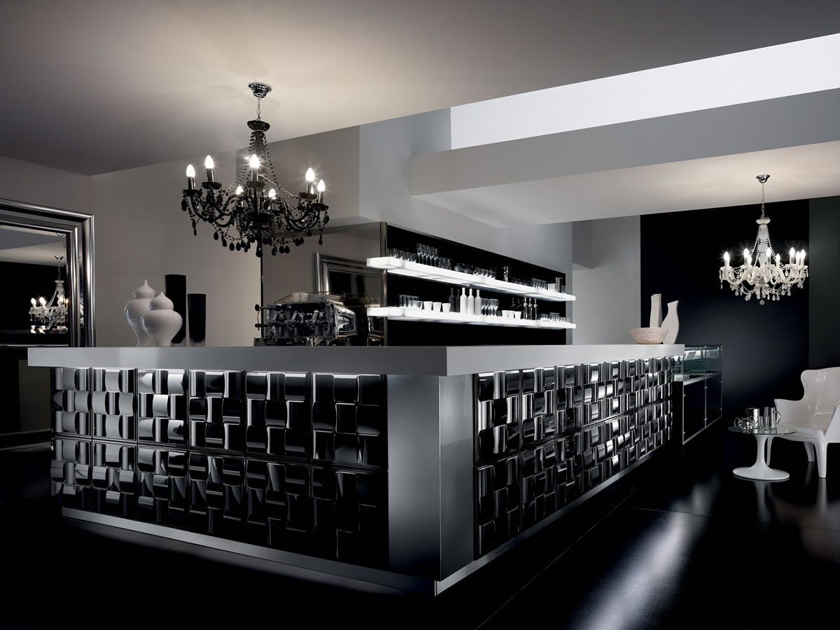 Arredo bar moderno arredo bar roma with arredo bar for Banco bar moderno