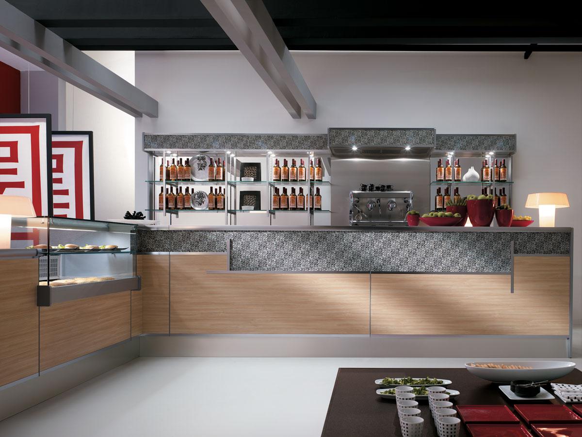 Banco bar elegante e moderno modello shangay dbanchibar for Banco bar moderno
