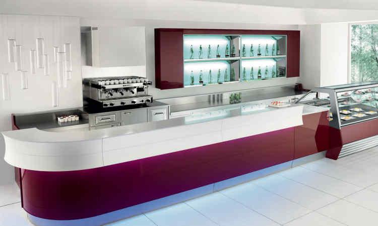 Banco bar modello Cosmopolitan