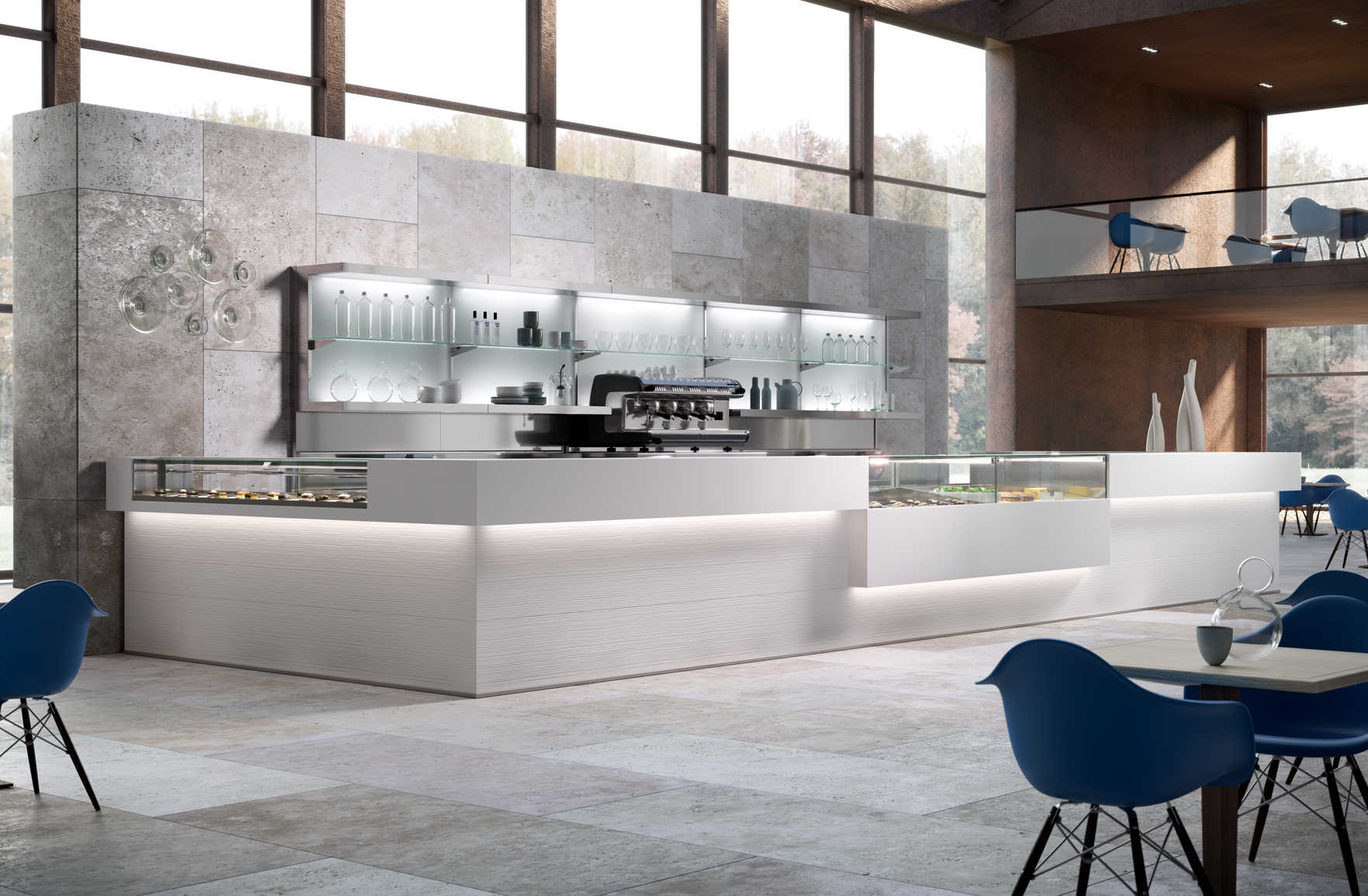 Arredamento moderno bar arredamento moderno bar with for Ikea bancone bar