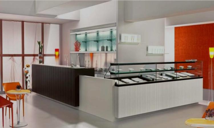 Banco bar moderno