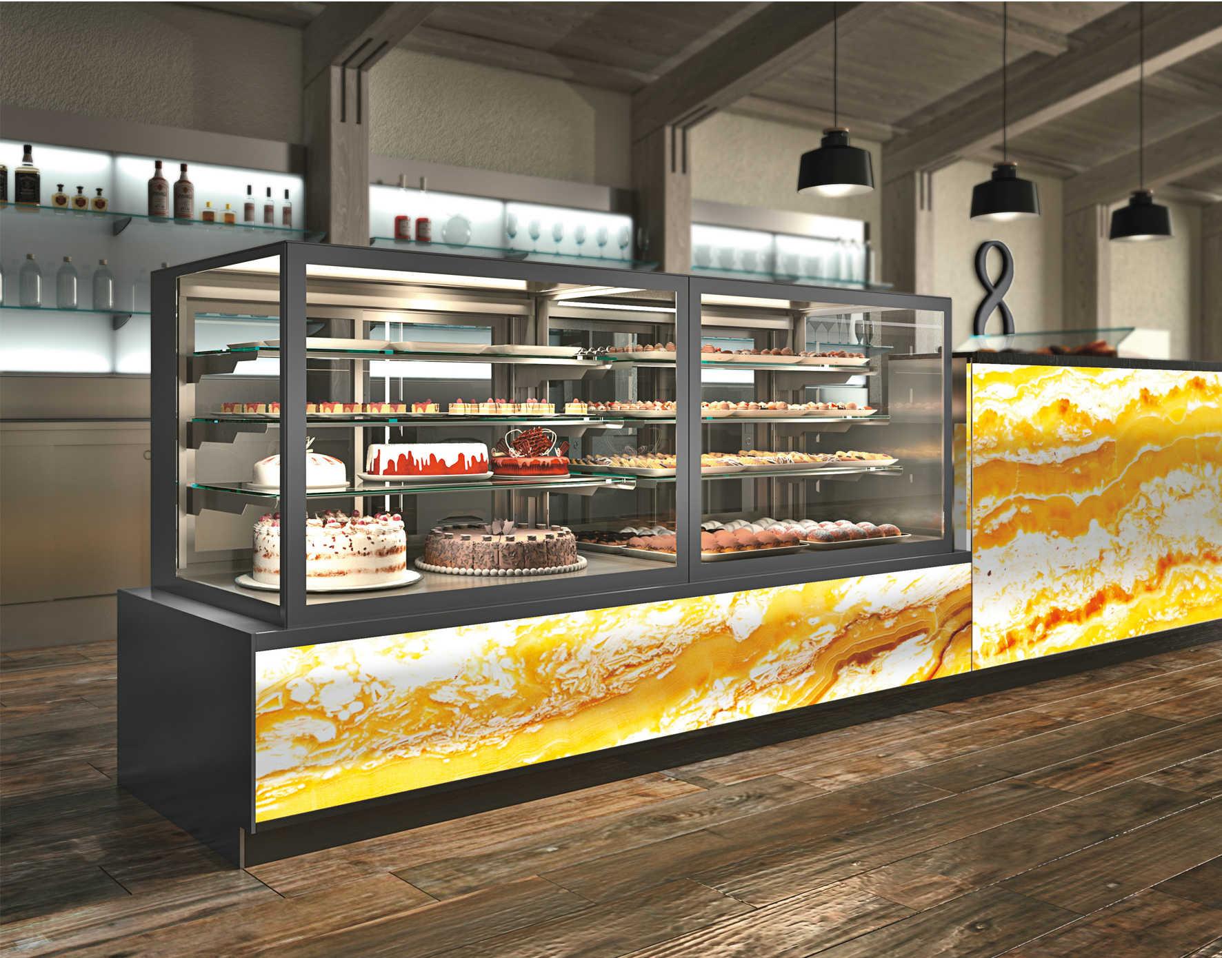 Come Costruire Un Bancone Da Bar. Elegant Prezzo Banco Bar Completo With Come Costruire Un ...