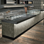 Banco bar self-service Business bar