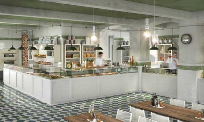 Banco bar #040 in stile shabby chic