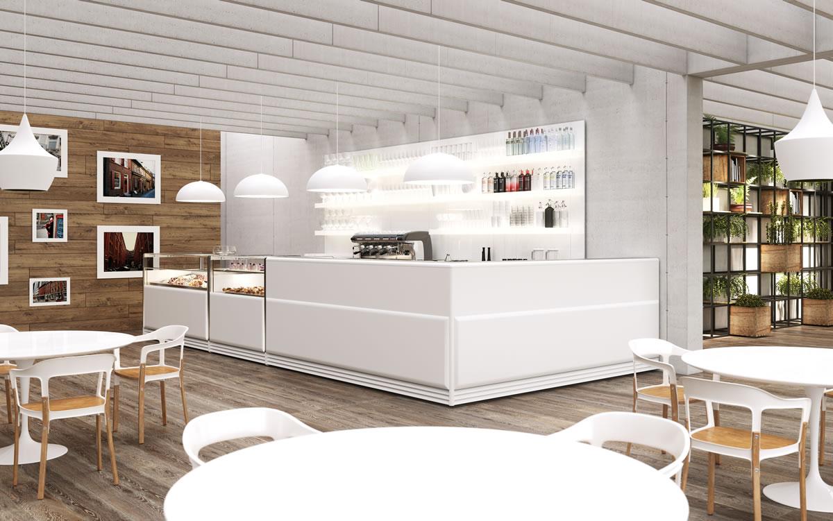 costruire bancone bar in muratura