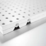 pannelli fonoassorbenti in materiali sintetici