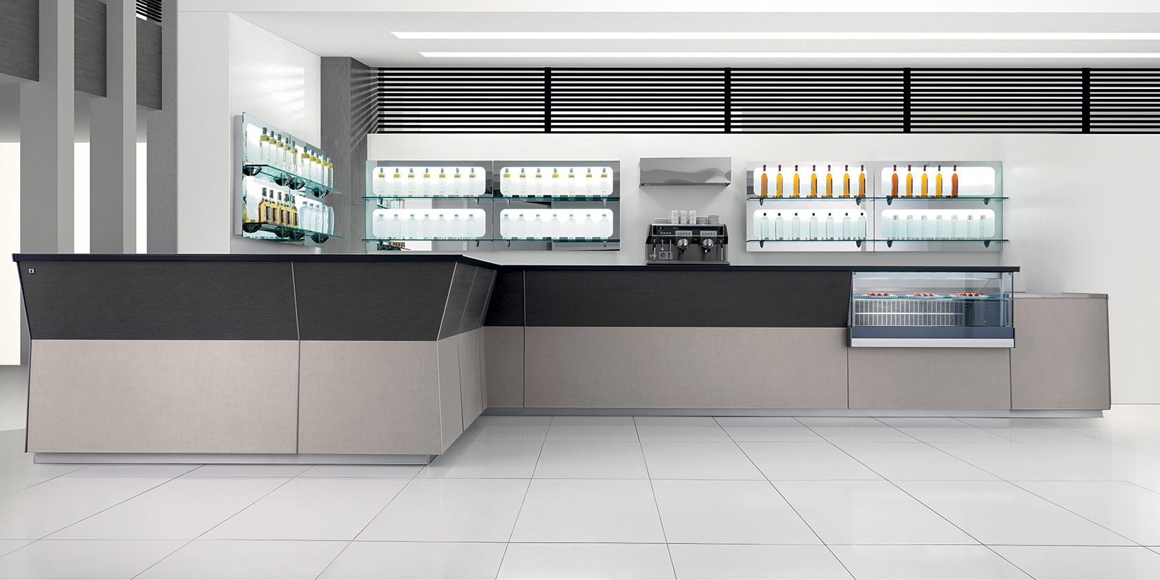 Banco bar kir dal design design lineare e pulito dbanchibar for Banco bar moderno