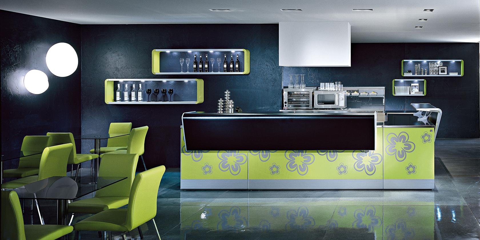 Banco bar beverly dal design moderno e originale dbanchibar for Banco bar moderno