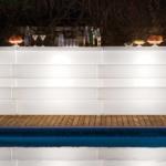Bancone bar da esterno modello TETRIS