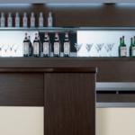 Banco bar Rob Roy classico completo