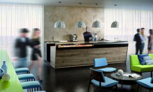 Banco bar Startup