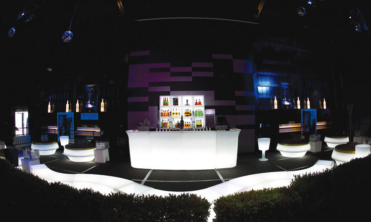 Modulo da esterno per l'arredo bar modello Jumbo Bar