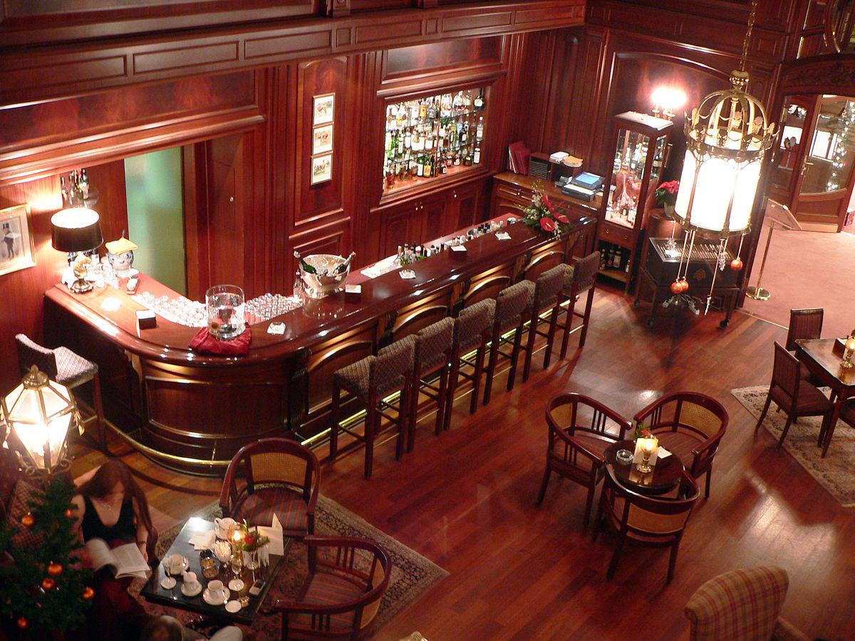 Progettare un american bar