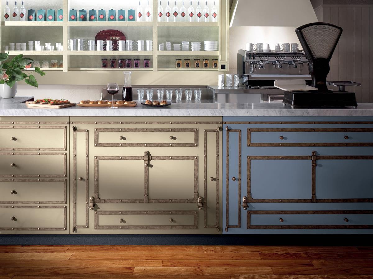 Realizzare un bar in stile shabby chic dbanchibar for Arredamento wine bar