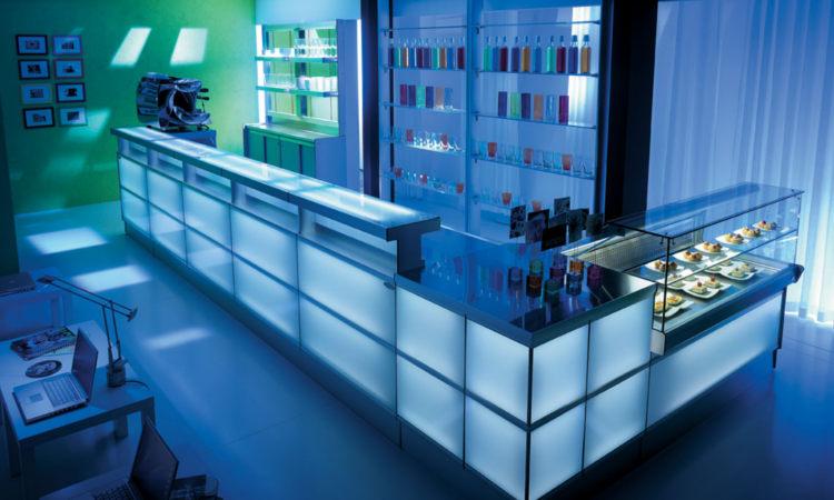 Illuminazione per pub s edge illuminazione tasti snowb