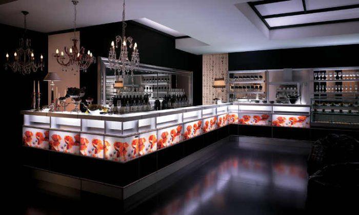 Bancone bar Strip