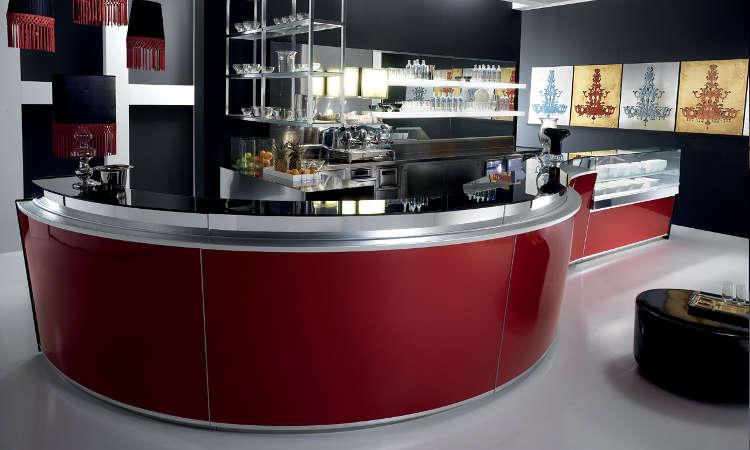 Banco bar Zeronove