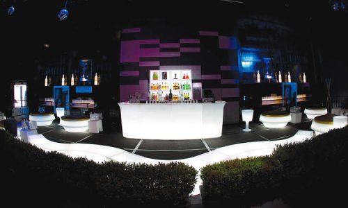 Banco bar da esterno modello Jumbo Bar