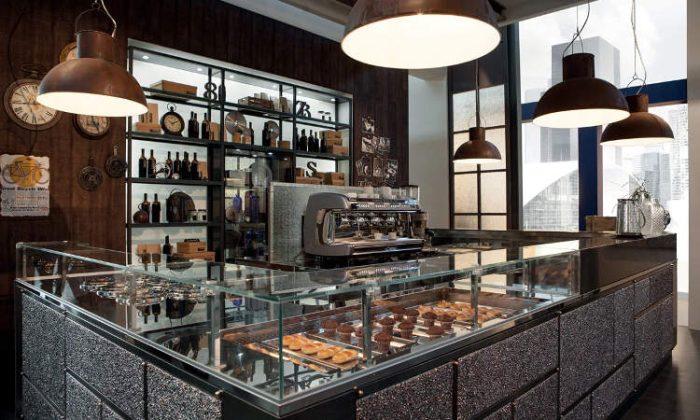 Banco bar Garage