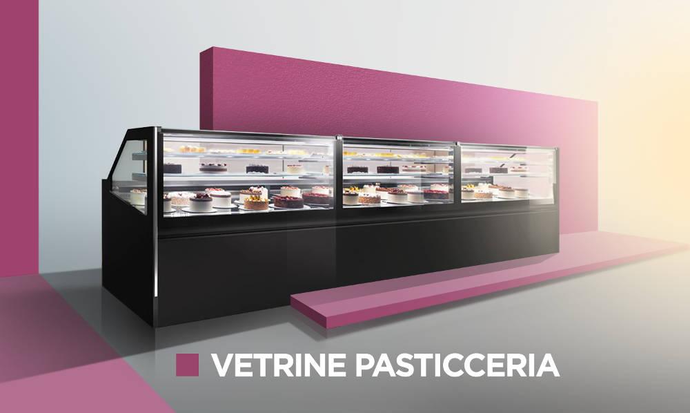 Vetrine Pasticceria, gelateria, pralineria