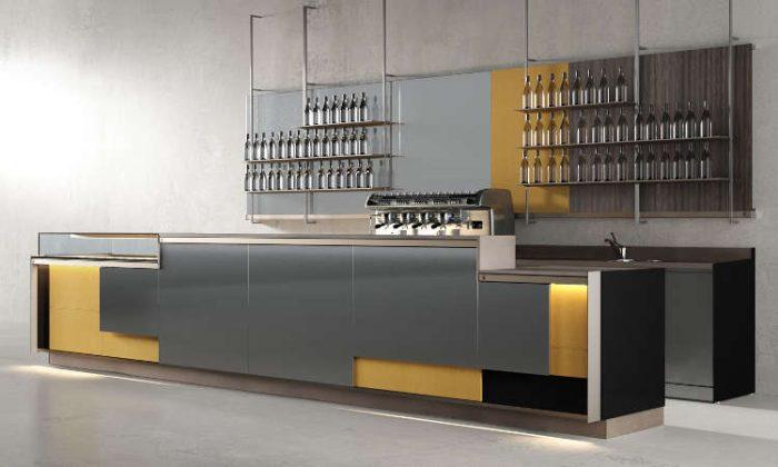 Banco bar Layers