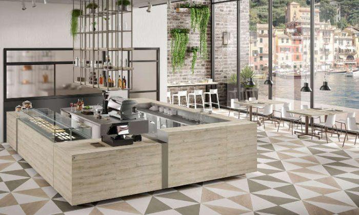 Banco bar Monolith